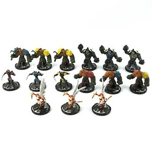 Mage-Knight-ELEMENTAL-LEAGUE-MINIS-LOT-Nature-D-amp-D-Dungeons-Dragons-Miniature-6-5