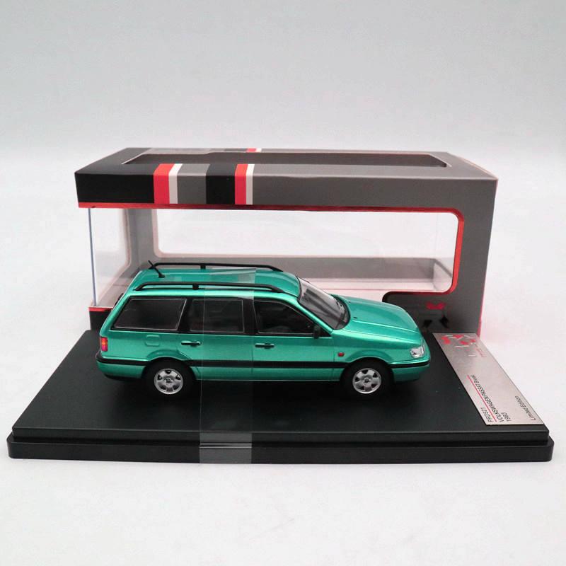 Premium X 1 43 PASSAT Break 1993 1993 1993 Metallic Light Green PRD521 Models 9a581f