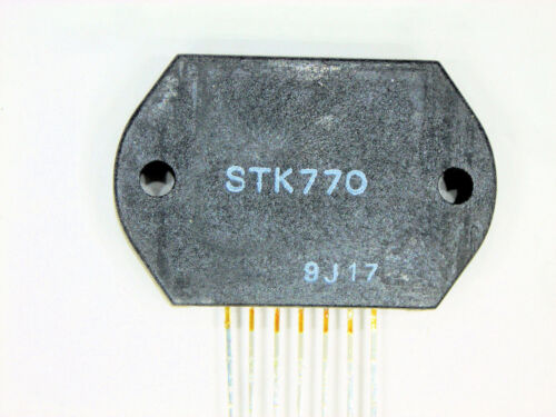 STK770 INTEGRATED CIRCUIT