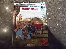 belle reedition des tuniques bleus baby blue