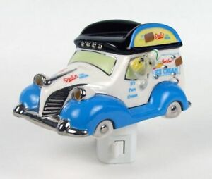 Henry-Cavanagh-Dads-Ice-Cream-Panel-Truck-Car-3D-Ceramic-Night-Light-Schnauzer