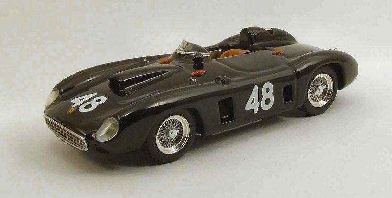 Ferrari 290 MM Road America 1963 J. Flynn 1 43 Model 0249 ART-MODEL