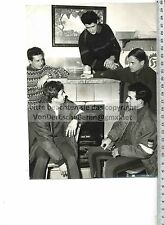 KITZBÜHEL 1961 DEUTSCHE SKI ELITE im WARMEN NÖMEIER BOGNER BARTELS FRANK WAGNERB