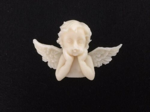 Vintage Shabby Chic Decorative Baby Angel Moulding