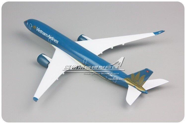 20CM Solid Vietnam Airlines A350 A350 A350 Passenger Airplane Plane Metal Diecast Mode c2b0eb