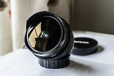 Konica UC Hexanon AR 15mm f/2.8 lens - reduced price