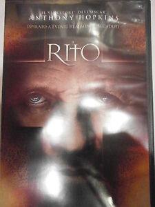 IL-RITO-DVD-ORIGINALE-visitate-il-negozio-ebay-COMPRO-FUMETTI-SHOP