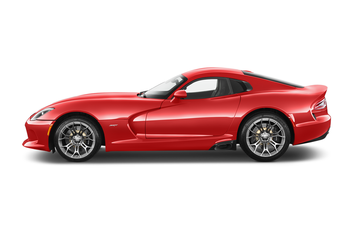 Dodge Viper side view
