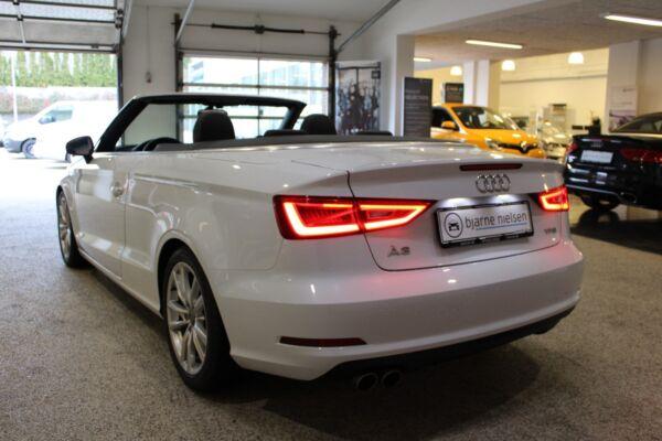 Audi A3 1,4 TFSi 140 Ambition Cabrio - billede 2