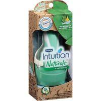 Schick Intuition Naturals Sensitive Care Razor Brand Free Shipping