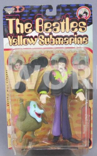 McFarlane THE BEATLES Yellow Submarine JOHN LENNON  with JEREMY   *NEW*  #R3-RK2