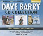 Dave Barry CD Collection: Dave Barry Is Not Taking This Sitting Down, Dave Barry Hits Below the Beltway, Boogers Are My Beat by Dr Dave Barry (CD-Audio, 2011)