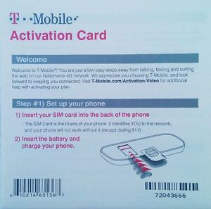 at&t gophone activation codes