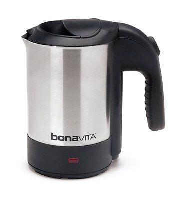 NEW Bonavita 0.5L Mini Kettle Stainless Steel FREE SHIPPING   eBay