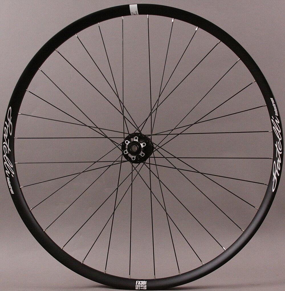 Fratelli FX30 29er 6b Disc 32h Novatec D771 Front Mountain Bike Wheel MSRP  214