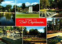 Grüsse aus Bad Oeynhausen ,Ansichtskarte gelaufen