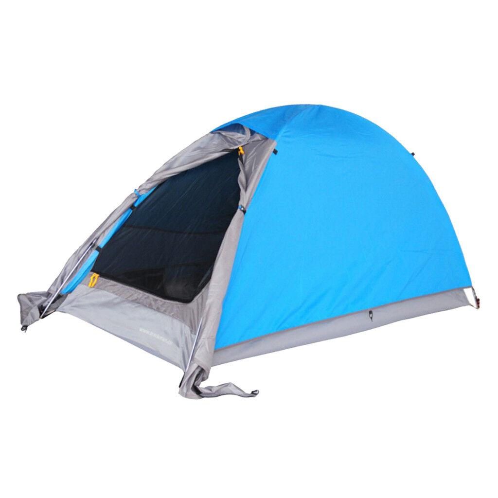 all'aperto Campeggio Escursionismo \ u0026 backpacre Tenda Con Borsa e montanti