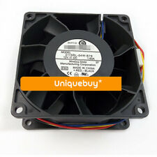 2pcs 3115RL-04W-B76 Minebea NMB 8038 80mm DC 12v 1.6A of PWM fan speed control