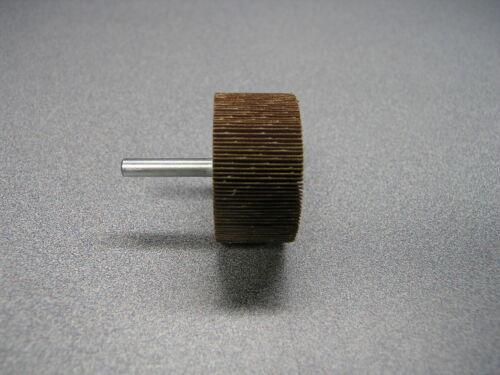 180G Grainger # 3DU90 Merit 08834131516 Flap Wheel AO 2x1x1//4 In Shank