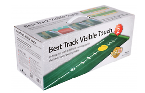 Best-Track-Visible-Touch-Edition-2-Golftrainingshilfe-Puttingmatte