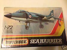 MATCHBOX 1/72 pk-37  SEA HARRIER vintage model aircraft kit sealed