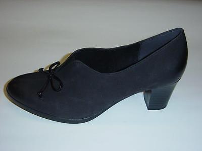 Damen Pumps blau Größe 38 40 Textil High Heel Marco Tozzi 22445