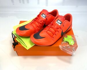 0e867c25 Nike Zoom JA Fly 3 Track Spikes Hot Lava / Bright Red 865633-614 W ...