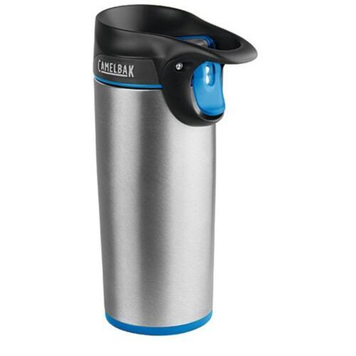 Camelbak Thermo botella Forge plata 355 ml isolierflasche café teebecher