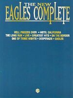The Eagles Complete Sheet Music Piano Vocal Guitar Songbook 000322490