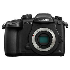 Panasonic Lumix DMC-GH5 Mirrorless Micro Four Thirds Digital Camera Body