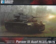 Rubicon Models Sd.Kfz 161 Panzer IV Ausf J 1//56 28mm German sdkfz Tank 4 mesh