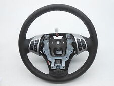 New OEM Hyundai Elantra Steering Wheel Black Leather With Cruise 56110 2H101S4