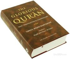 The Glorious Quran, Text, Translation & Commentary - Abdul Majid Daryabadi