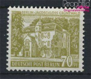 Berlin-West-123-postfrisch-1954-Berliner-Bauten-8894197