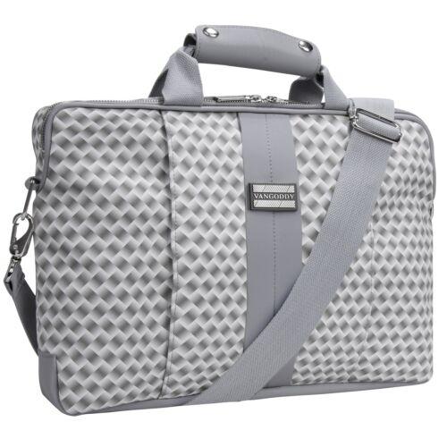 "VanGoddy Nylon Laptop Shoulder Bag Briefcase for 13.5/"" Microsoft Surface Book 2"