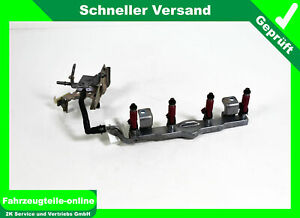 Mazda-3-BK-Injectors-and-Fuel-Rail-125500-3310-Denso-1-6-77-Kw