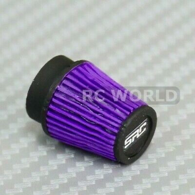 RC Drift Car INTAKE CONE Performance FILTER RC Scale Accessories PURPLE
