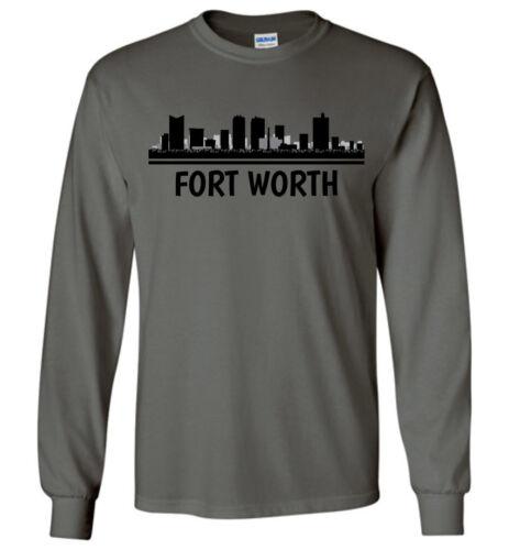 Jeugdtank Skyline mouw Lange Fort T shirt Dames shirtHeren Worth T Gepersonaliseerd P0OkNwX8n