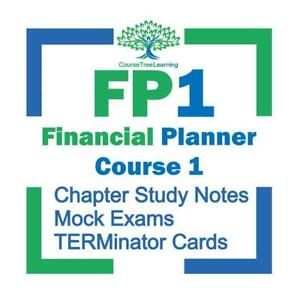 FP1 CFP PFP Financial Planner Exam Prep Study Textbooks CSI Certified Financial Planner Personal Financial Planner 2020 Canada Preview