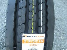 1 New 215/75R17.5 Milestar BS623 Tire 16 Ply 2157517.5 215 75 17.5 21575175 75R