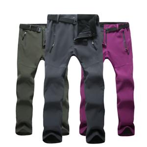 Pantalones Para Hombres De Invierno Ropa Impermeable Para Nieve Frio Senderismo Ebay