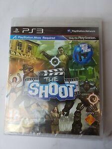 Die schießen ps3 Playstation 3 (Playstation Move erforderlich) nagelneu und versiegelt