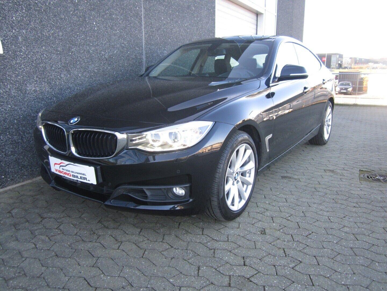 BMW 325d 2,0 Gran Turismo aut. 5d - 299.500 kr.
