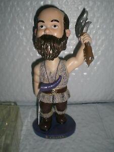 Details About Ragnar Original Bobblehead 563 15 000 Minnesota Vikings Mascot Nfl Free Ship