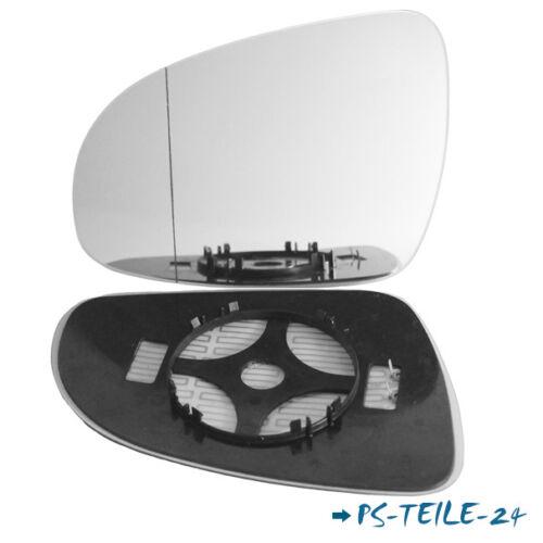 Spiegelglas für KIA SPORTAGE ab 2016 links asphärisch beheizbar elektrisch