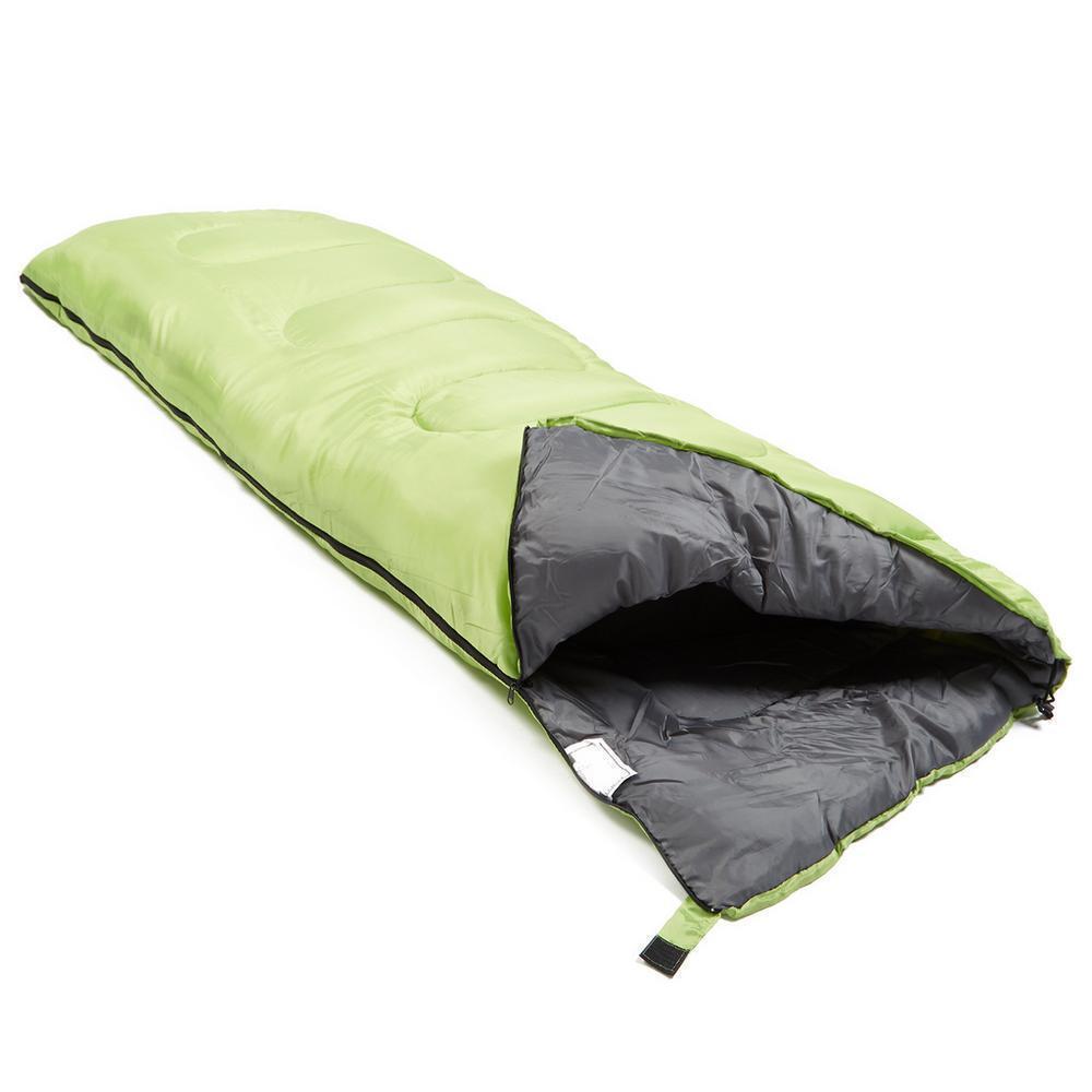 EUROHIKE Super Super Super Snooze 250 Sac de couchage Vert Unique ou Job lots neuf b20983