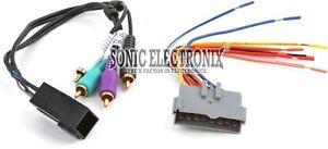metra 70 5510 factory amplifier integration harness for select 1986image is loading metra 70 5510 factory amplifier integration harness for