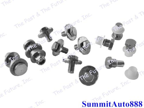 Chevy Camaro//Firebird//Convertible Top Piston Pilot Bolt Kit//16PCS Set//CACT6769-3