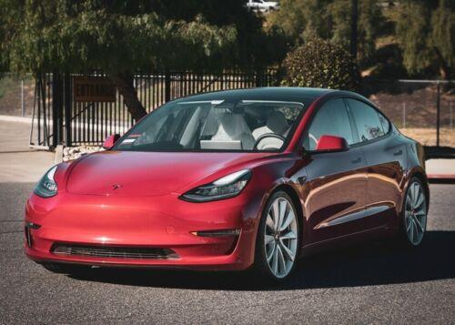 "Eibach ProKit Lowering Springs For 17-20 Tesla Model 3 Long Range AWD 0.9/""//1.0/"""