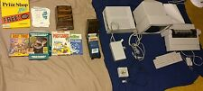 Vintage Apple II Computer A2M6014, Monitor, Drives GAMES & Manuals  Nice Works